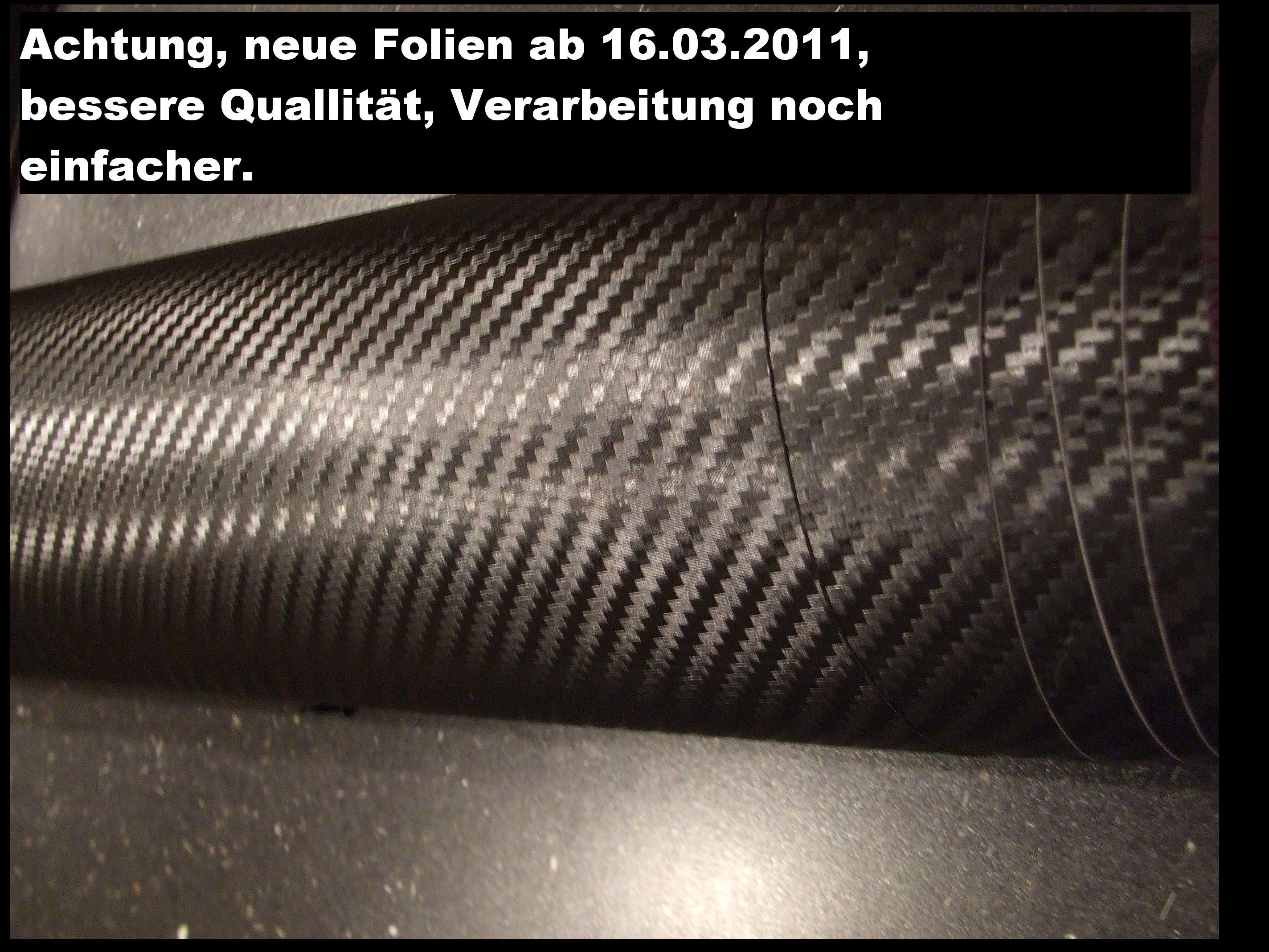 Carbon folie 3d schwarz klebefolie struktur 300x 152 cm ebay for Klebefolie abwaschbar